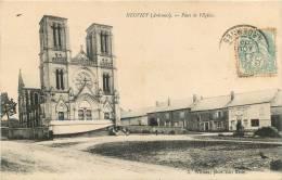 08 NEUVIZY PLACE DE L'EGLISE - Other Municipalities