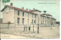 Vergèze Groupe Scolaire - Vergèze