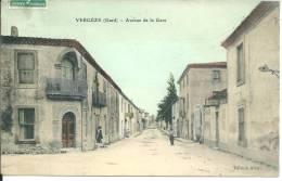 Vergèze  Avenue De La Gare - Vergèze