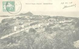 ALGERIE.  ROUTE DE BOUGIE A DJIDJELLI.  MANSOURIAH.  1909. - Alger