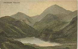 NORTH WALES - GWYNANT VALLEY  By BREANSKI - Caernarvonshire