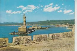 LEUCHTTÜRME - Lighthouse - Vuurtoren - Le Phare - Fyr, Canea / GR - Hafen - Leuchttürme