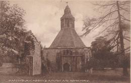 C1920 GLASTONBURY ABBEY - ABBOT'S KITCHEN AND REFECTORY - England