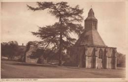 C1920 GLASTONBURY ABBEY - THE ABBOT'S KITCHEN - England