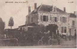 .BOLOGNE ( Hotel De La Gare ) - France