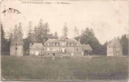 LES TOURAILLES - Le Château - Autres Communes