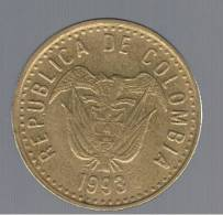 COLOMBIA -  100 Pesos 1993  KM285 - Colombia