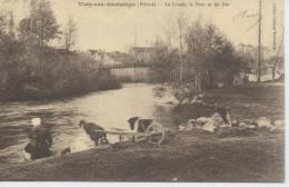 Vicq Sur Gartempe Lavoir Près De Poitiers - Ohne Zuordnung