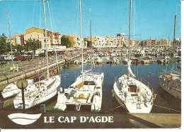 28437       Le  Cap  D,agde   Le Port Richelieu - Agde