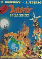 "ASTERIX "" ET LES INDIENS "" -  UDERZO / GOSCINY - E.O. AVRIL 1995  ALBERT RENE - Asterix"