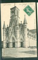 Cerisay - L'église - Uu124 - Cerizay