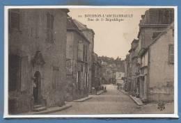 03 - BOURBON L´ARCHAMBAULT --  Rue De La République - Bourbon L'Archambault