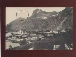 Svolver Norvège édit. Mittet & Co - Norvegia
