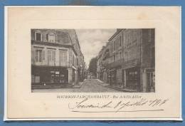 03 - BOURBON L´ARCHAMBAULT --  Rue Achille Allier - Bourbon L'Archambault