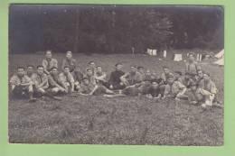 CHAMARANDE : Groupe Scout, Années 1920, Scouts De France. Carte Photo - Scoutisme