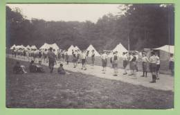 CHAMARANDE : Rassemblement De Louveteaux, Années 1920, Scouts De France. Carte Photo - Scoutisme