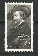 400 Ieme Anniversaire De La Naissance De Pierre Paul Rubens. Un T-p Neuf **  ALLEMAGNE - Rubens