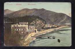 MNE-21 MONTENEGRO ZELENIKA HOTEL PENSION - Montenegro