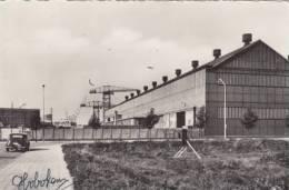 Hoboken   Scheepswerf Cockerill   Op De Achtergrond SS Santa Maria             Scan 4165 - Antwerpen