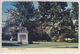 EUGENE - University Of Oregon - 1980, Education - Eugene