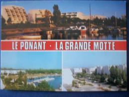 LA GRANDE MOTTE - LE PONANT - Autres Communes