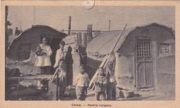 """Missions De Scheut  ACP  Nels """"Famille Indigène  """"  Voir Scans - Chine"""