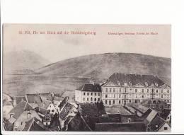 St Pilt, Els Mit Blick Auf Die Hohkönigsburg - Francia