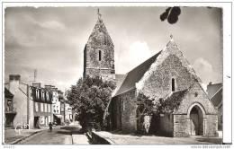 50.  PORTBAIL.  L´Eglise St-Martin De Gouey.   Animé.    1956. - Sin Clasificación