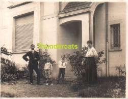 OUDE ALBUMINE FOTO CAPPELLENBOSCH  PHOTO ALBUMINE 1917  CAPPELLEN KAPELLEN - Kapellen