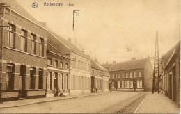 RIJKEVORSEL - RYCKEVORSEL - Hoek - Mooi Zicht Met Bewoners - 1928 - Edit. R. Debonnaire - TOP - Rijkevorsel