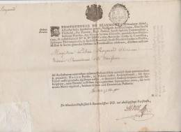 DOCUMENT RELIGIEUX 1779 - Documents Historiques
