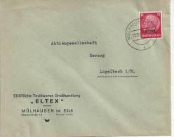 Guerre De 40, Alsace Lorraine - Militaria