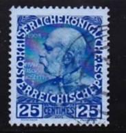 1908-Österreich-Kreta-Mi 20x (O) - Levant Autrichien