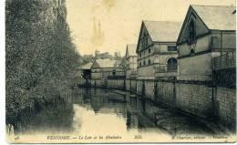 41 - VENDOME - Le Loir Et Les Abattoirs - Vendome