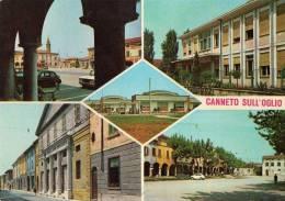 BRESCIA-CANNETO SULL'OGLIO-VEDUTE - Cartoline