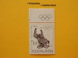 Yugoslavia 1968, OLYMPICS OLYMPIADE OLYMPIQUES / MEXICO: Mi 1295, ** - Summer 1968: Mexico City