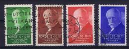 Norway: 1935 Mi 172-5, Used