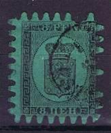 Finland: 1866 Mi 6 C, Used - 1856-1917 Russian Government