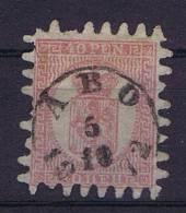 Finland: 1866 Mi 9 C, Used