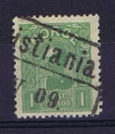 Norway: 1907 Mi Nr 67  Used - Noorwegen