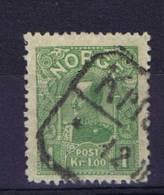 Norway: 1907 Mi Nr 67  Used
