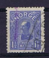 Norway: 1907 Mi Nr 68  Used
