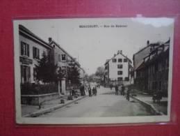 BEAUCOURT RUE DE BADEVEL CAFE DU COMMERCE - Beaucourt