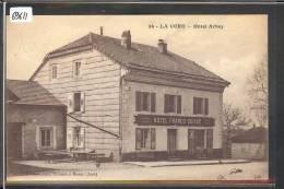 DISTRICT DE NYON /// LA CURE - HOTEL FRANCO SUISSE ARBEY - TB - VD Vaud
