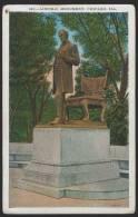 USA - Chicago World S Fair 1933 - Lincoln Monument & Park - Chicago