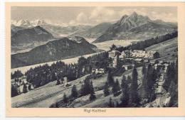 Rigi-Kaltbad - SZ Schwyz