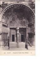 Dijon : Portail De L'église St-Michel (Lévy Et Neurdein Réunis, Paris, LL N°226) - Dijon