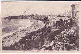 CPA-64-PYRENEES ATLANTIQUES - BIARRITZ - Panorama De La Grande Plage - Biarritz