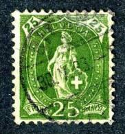 (999)  Switzerland 1883   Mi.59XAb  USED  K 11 3/4   (8,00 Euros) - Gebraucht
