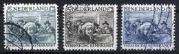 A1809) Netherlands Niederlande Mi.233-235 Gestempelt O Used - 1891-1948 (Wilhelmine)